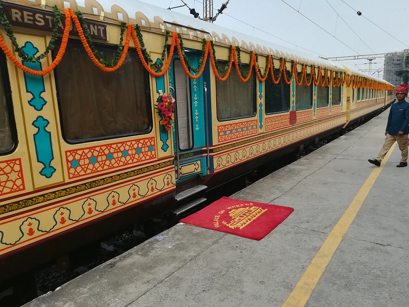 Palace on Wheels New Look