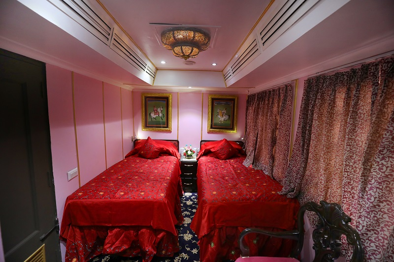 Palace on Wheels Cabins